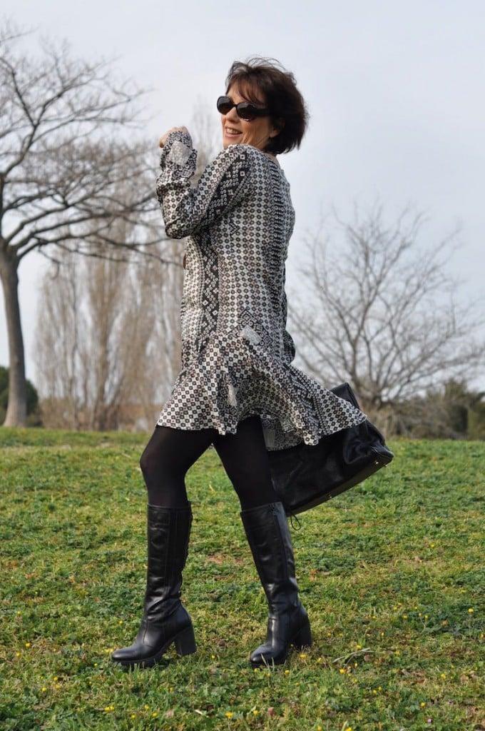 En mode Rockeuse !