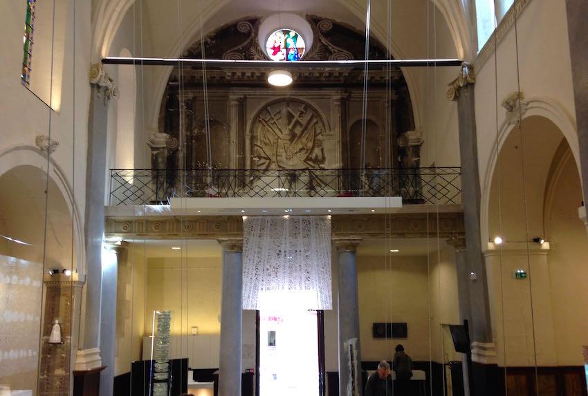 La NEF :  lieu d'exception à Montpellier