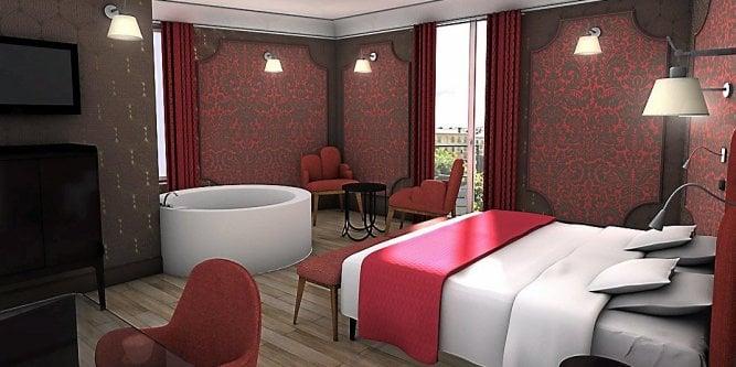 Le Grand hôtel du Midi - Montpellier - La provinciale