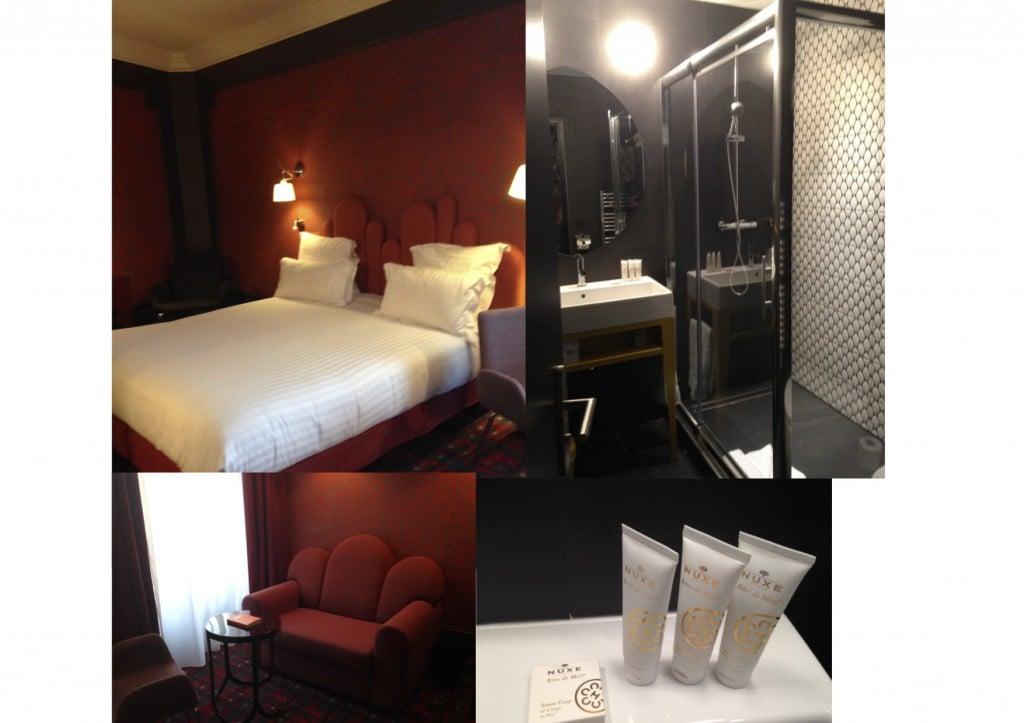 Le grand hôtel du Midie- Montpellier- La provinciale