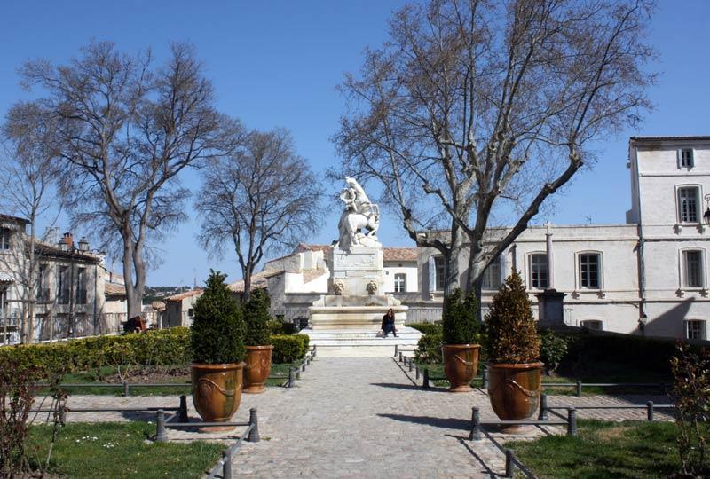 Ballade à Montpellier