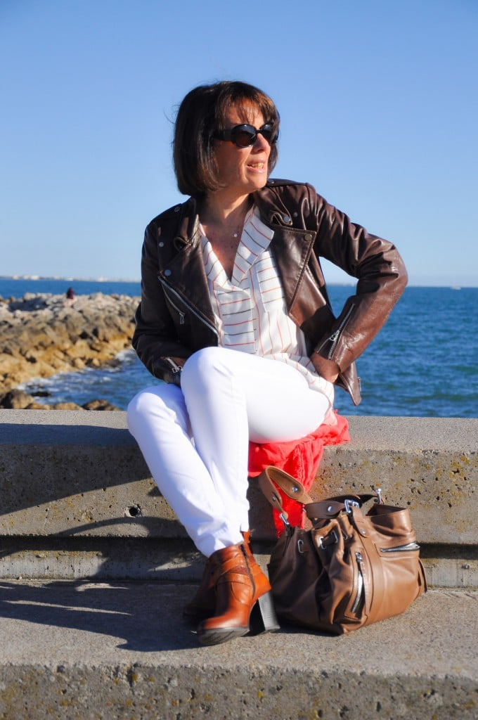 Du blanc, du soleil et un look sinéquanone-la provinciale