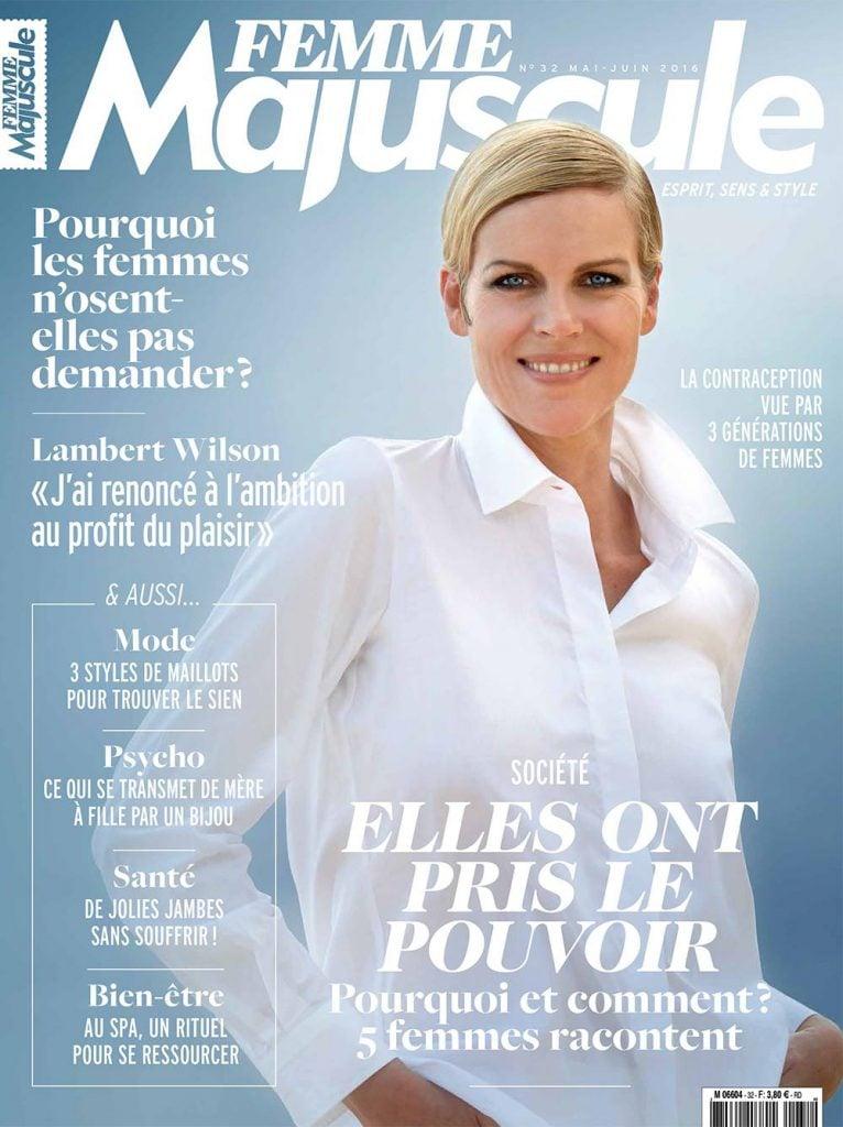 Femme majuscule : un magazine et des rencontres