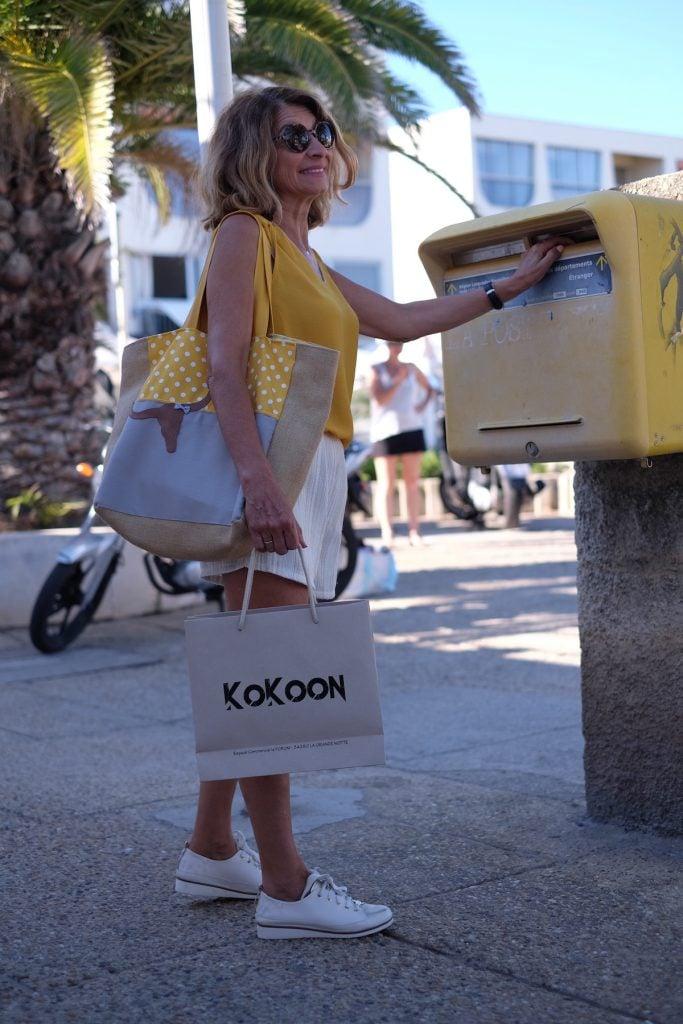 Deux bloggeuses chez Kokoon-la provinciale.9