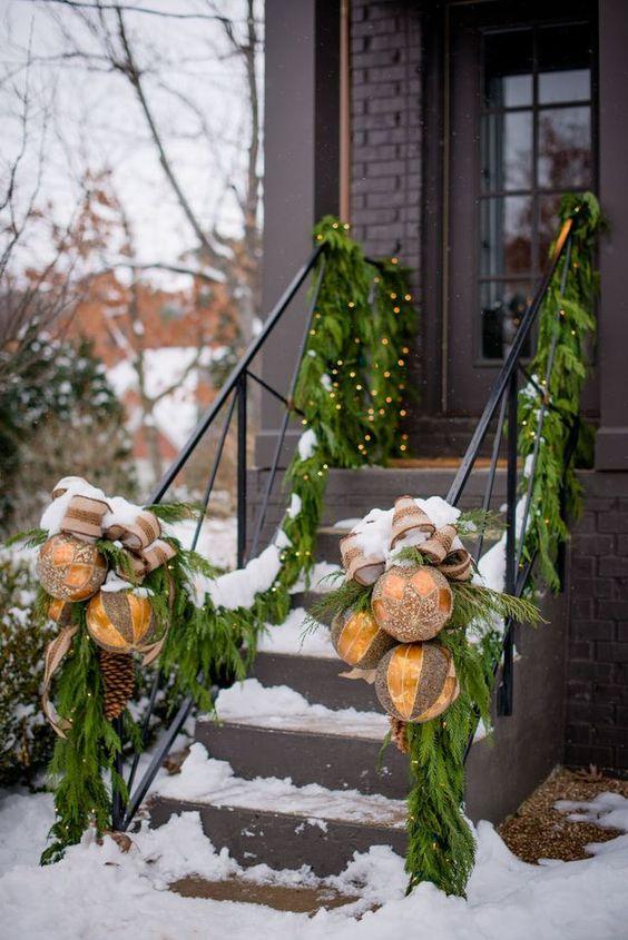 Ide De Decoration Pour Noel Maison