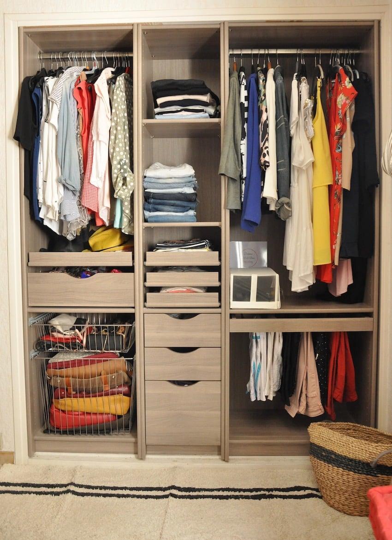 mon dressing id al passe par lapeyre. Black Bedroom Furniture Sets. Home Design Ideas