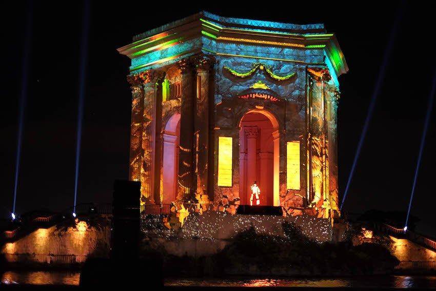 Montpellier : Coeur de ville en lumière