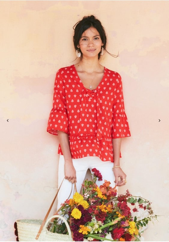 Nouvelle collection Sezane