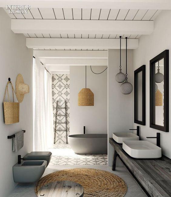 Aménagement et décoration salle de bain : mes conseils déco
