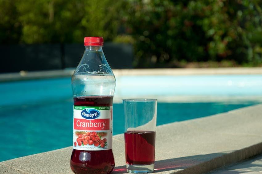 Pourquoi boire du jus de cranberry ?