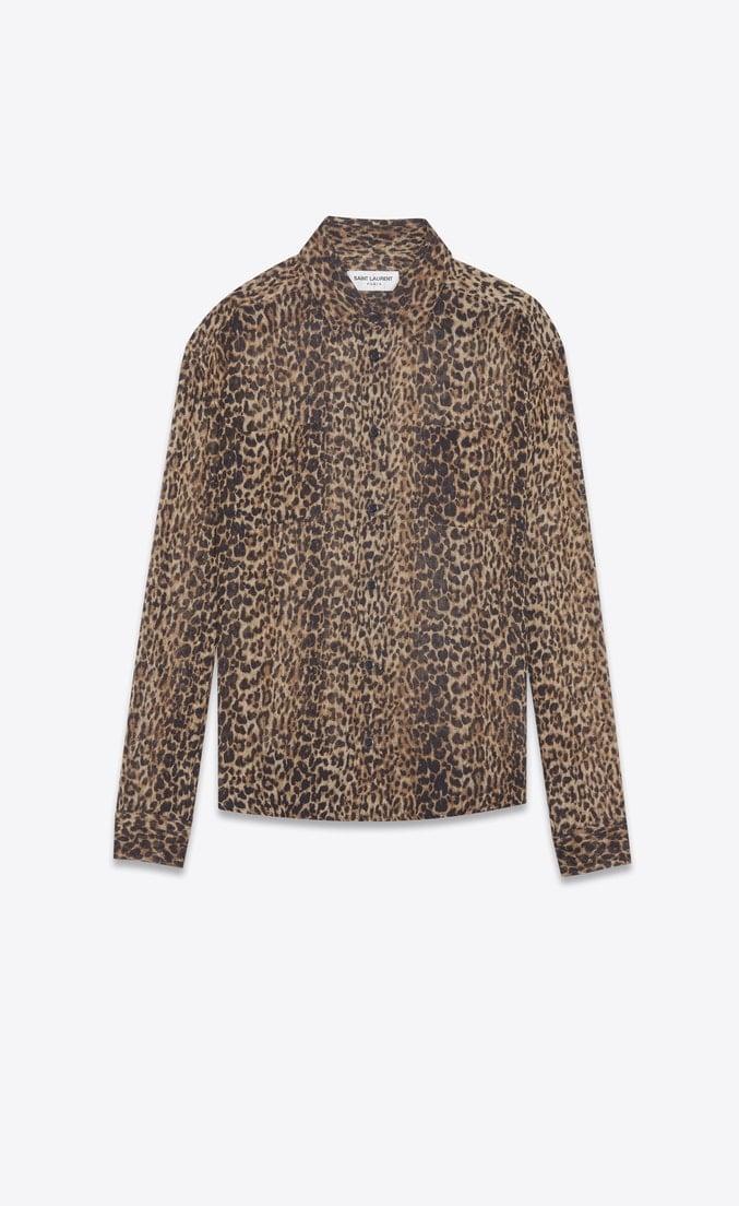 L'imprimé léopard un incontournable de la saison