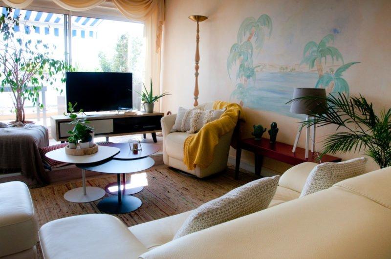 Rénovation d'un appartement sur le port de Carnon