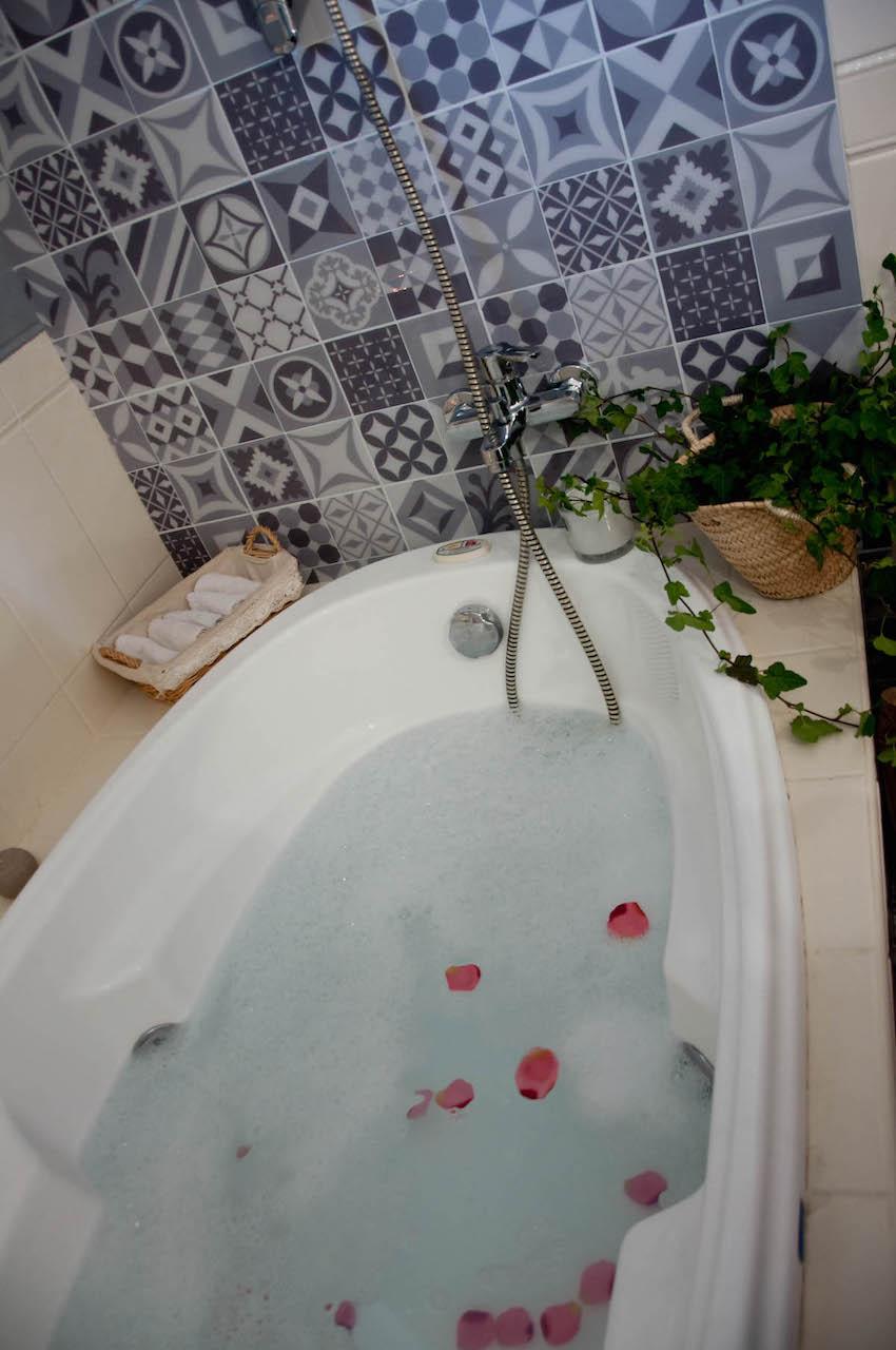 Le rituel du bain, avec la team beauté majuscule !