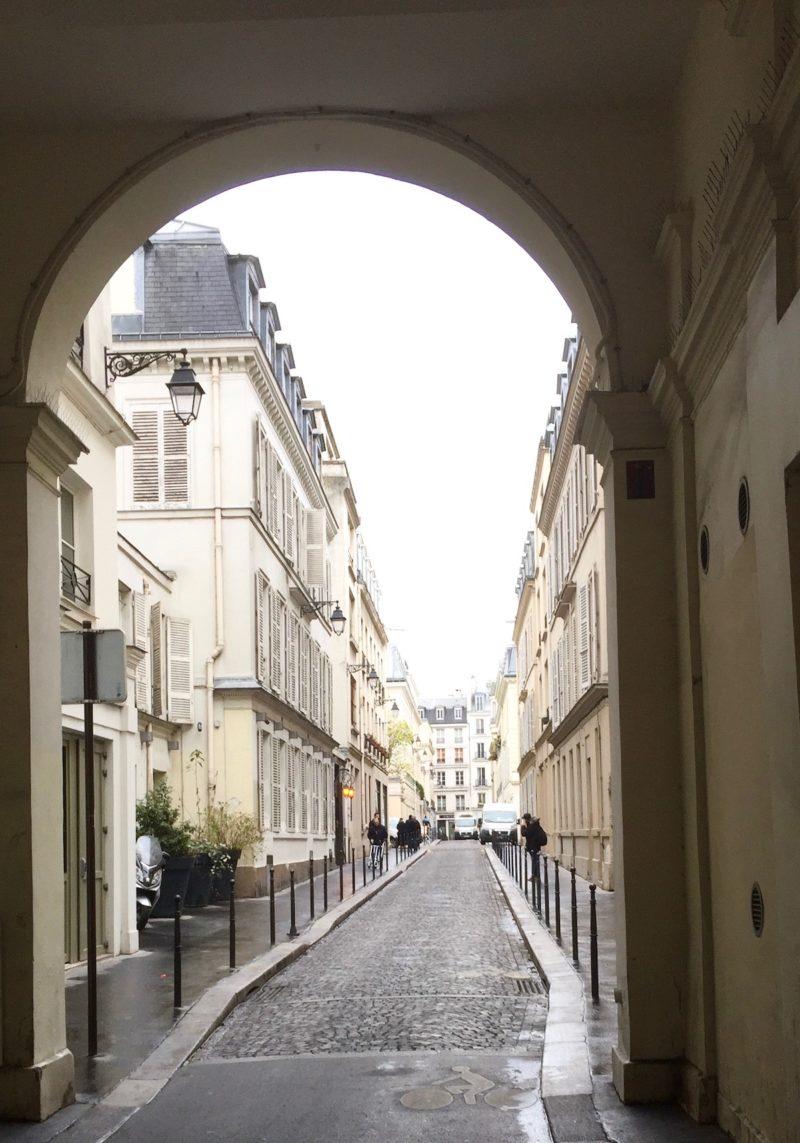Une virée parisienne