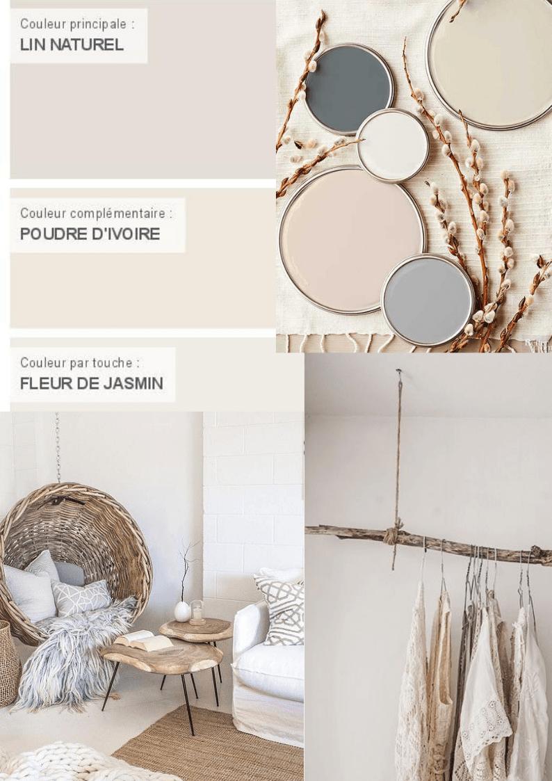 La transformation et la décoration en détails d'une petite pièce