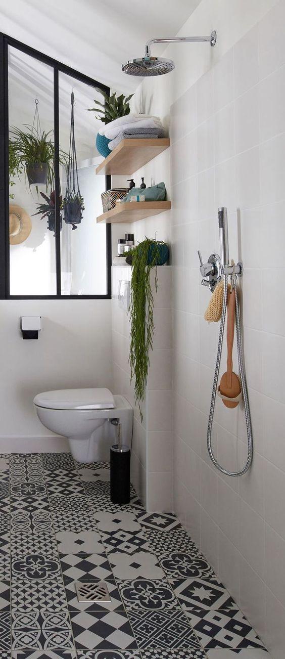 Installer une douche l 39 italienne les contraintes les - Volume d eau pour une douche ...