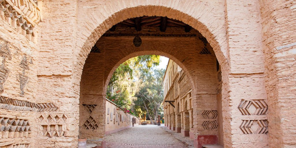 La médina Agadir