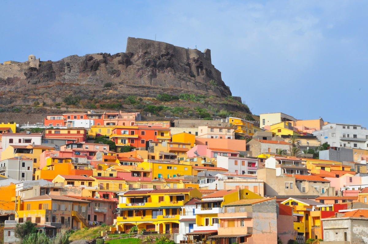 Le village de Castelsardo