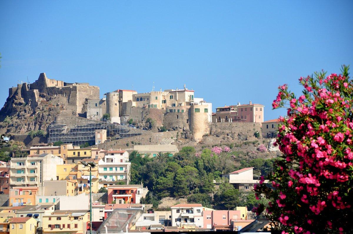 Castelsardo en Sardaigne