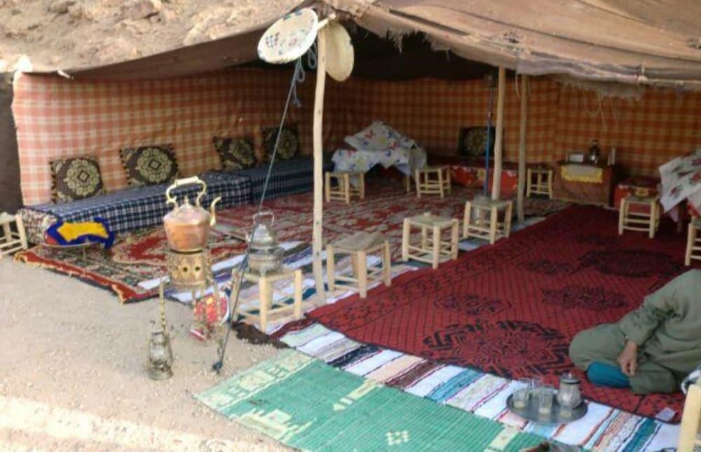 Campement maroc