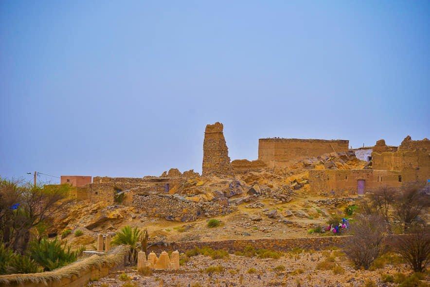 Destination le sud du Maroc