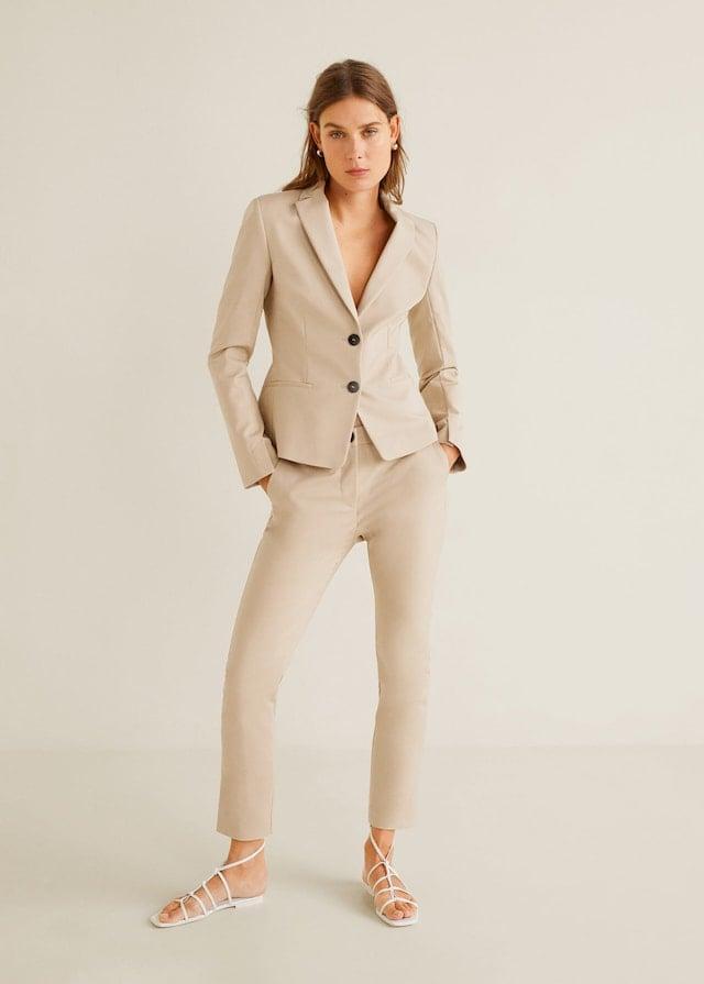 Tailleur pantalon