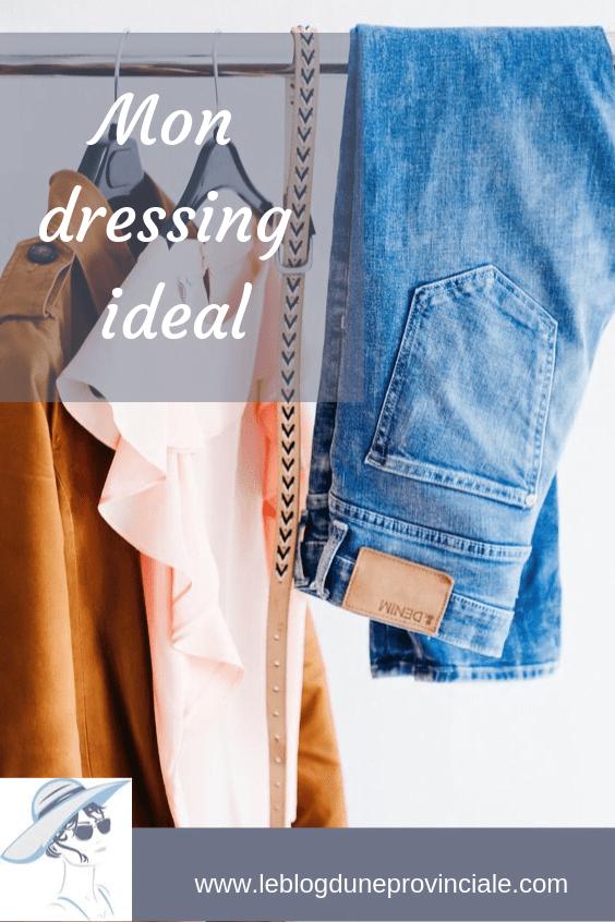 Composer un dressing idéal