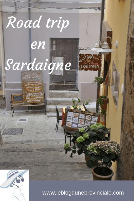 Road trip en Sardaigne