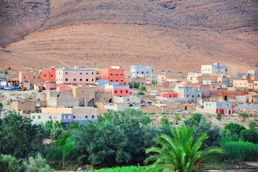 Taliouine au Maroc