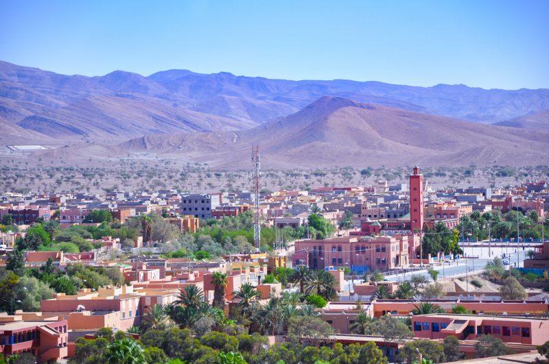 La province de Tata au sud du Maroc